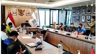 Untuk Percepatan Pembangunan, Lima Kepala Daerah di Sumbar Sambangi Menteri BUMN