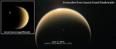haze of titan