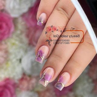 Nail Designs Ombre