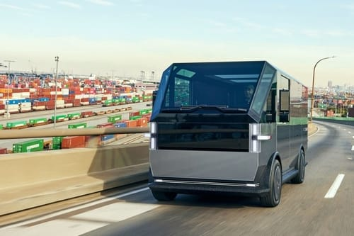 Canoo launched its new electric truck