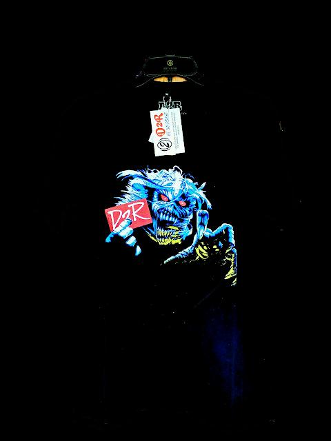 Pesan Kaos Murah Model Super Keren Gambar GHOST CAT D2R 4