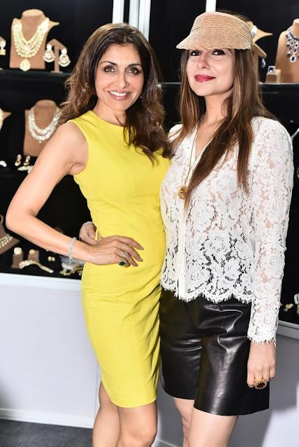 Queenie Singh + Tanisha Mohan
