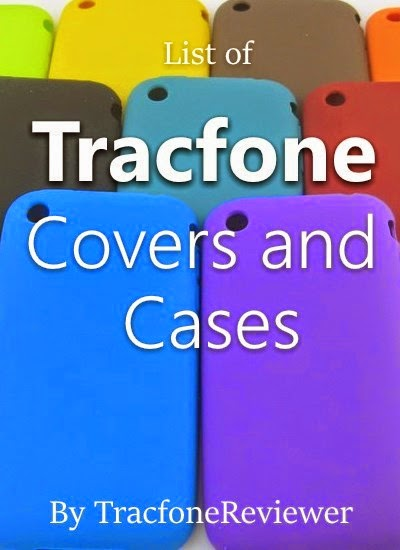 TracfoneReviewer: Tracfone Smartphone Covers and Cases