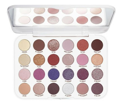 Essence purple palette
