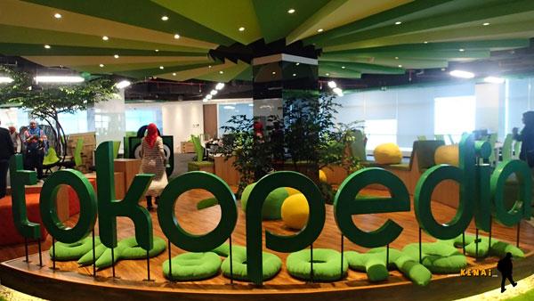 Tour ke Tokopedia Office, Yuk!