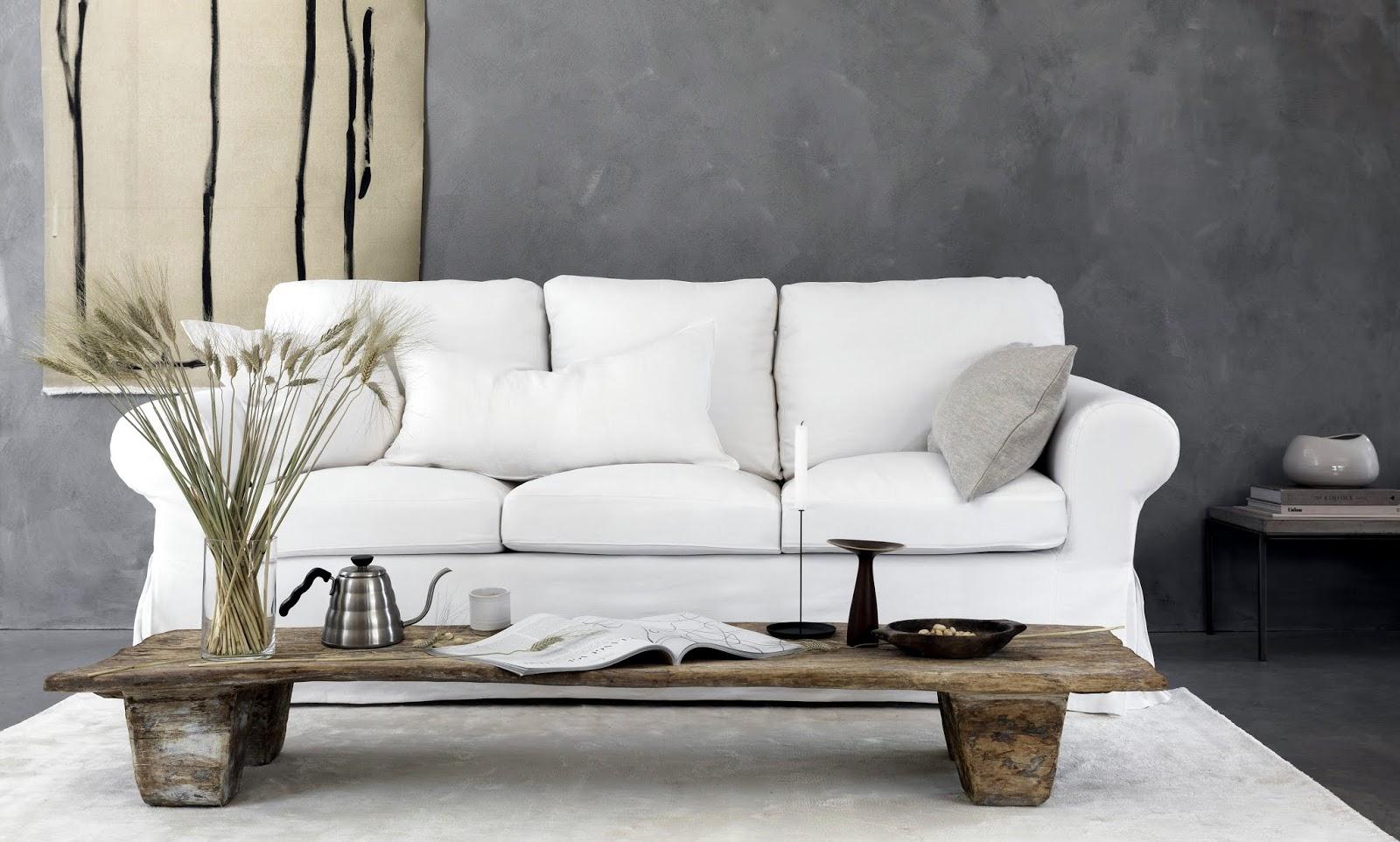 Ikea Sofa Einen Art Gib Dem Mit CoverHomeamp; Look Bemz Neuen 5LRqA4jc3