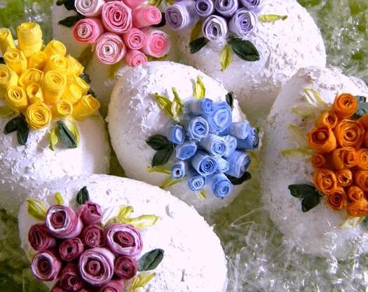 Lavoretti per pasqua fai da te kreattivablog - Uova decorate per bambini ...