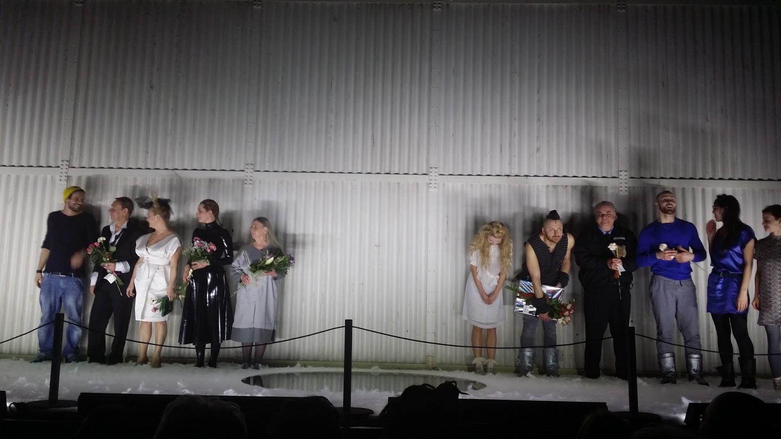 Recenzje Grimm Czarny Snieg Teatr Polski We Wroclawiu