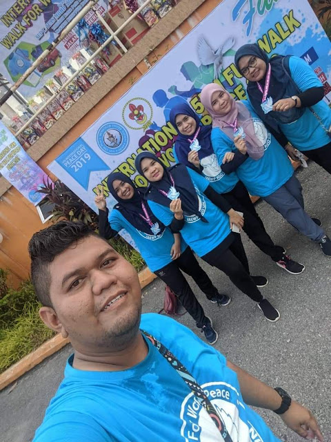 International 5km Fun Walk For World Peace 2019