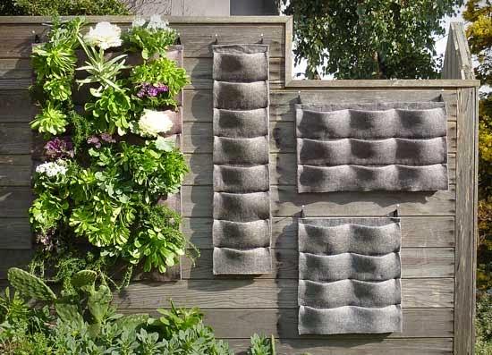 Il giardino delle naiadi soluzioni architettoniche verde for Giardino verticale