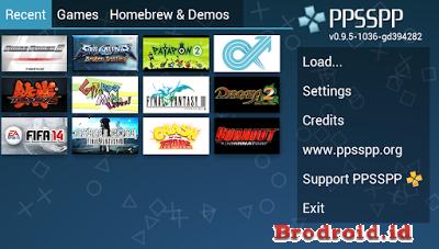 PPSSPP Gold - PSP Emulator APK 1.3.0.1 Update Terbaru