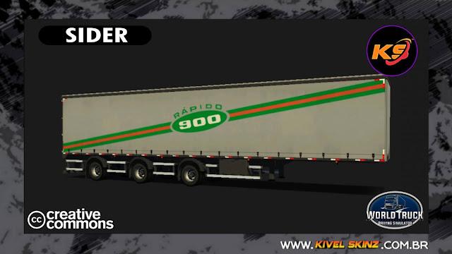 SIDER - RÁPIDO 900