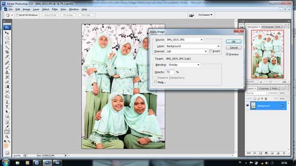 Membuat Foto Warna Menjadi Lebih Hidup dengan Photoshop