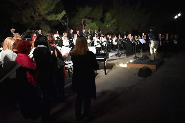 """Γλυκιά ανάμνηση για το Χορωδιακό Εργαστήρι Ναυπλίου η """"4η Συνάντηση Χορωδιών"""""""