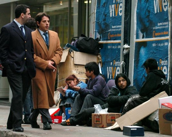 Crisis económica: Mauricio Macri miente sobre la pobreza estructural y sus propios números lo revelan