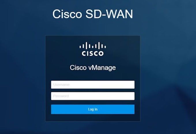 Cisco Viptela: Web and Controller Certificates