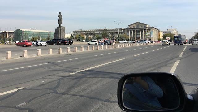Kolej Transsyberyjska Krasnojarsk