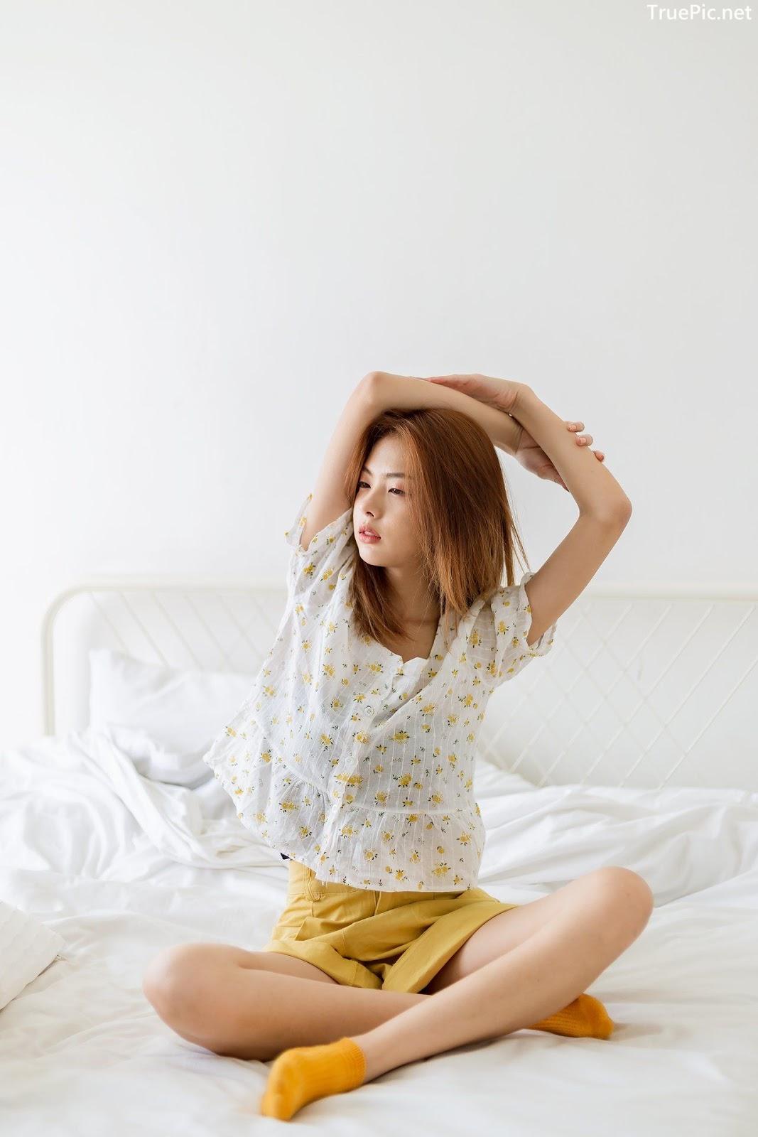 Image-Thailand-Angel-Model-Nut-Theerarat-White-Room-TruePic.net- Picture-3