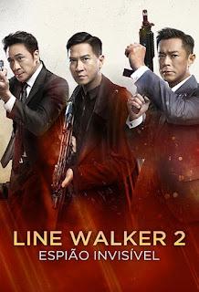 Line Walker 2: Espião Invisível - BDRip Dublado