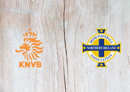 Netherlands vs Northern Ireland Full Match & Highlights 10 October 2019