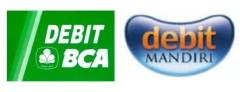 Debit BCA Mandiri