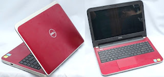 Laptop Gaming Dell Inspiron 5437 Bekas