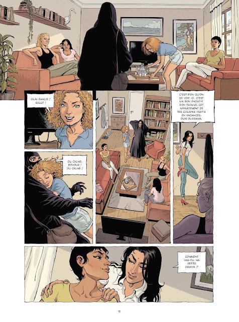 Les fiancées du califat aux éditions Rue de Sèvres page 15
