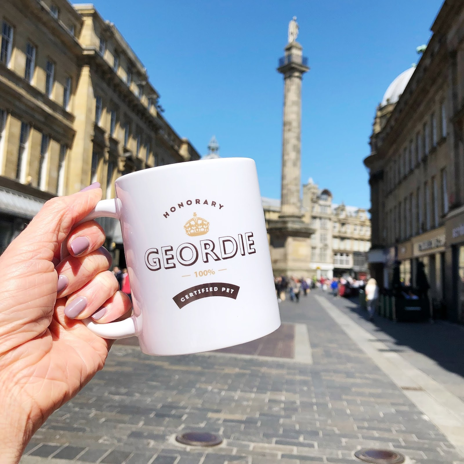 My May Days - Geordie Gifts