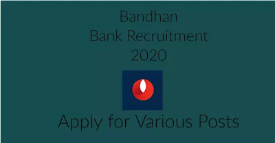 Bandhan-Bank-Recruitment-2020