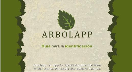ArbolApp, una aplicación para identificar Arboles con tu teléfono
