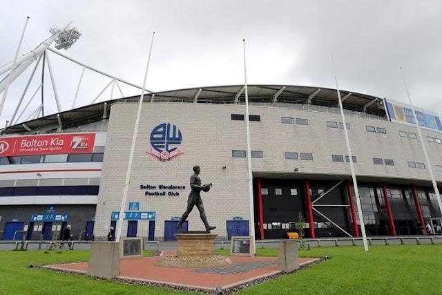 Bolton di Tangguhkan Selama 18 Bulan dan di Denda