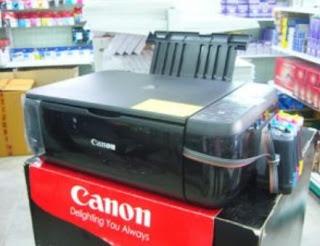 Cara Merawat Printer Canon MP287 Paling Mudah