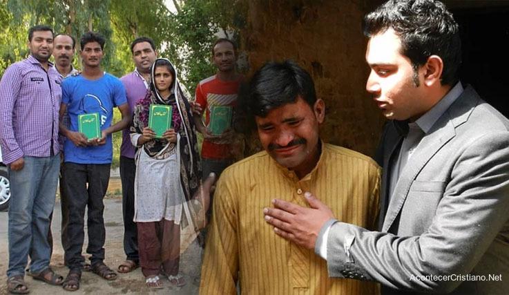 Misioneros predican el Evangelio en Pakistán