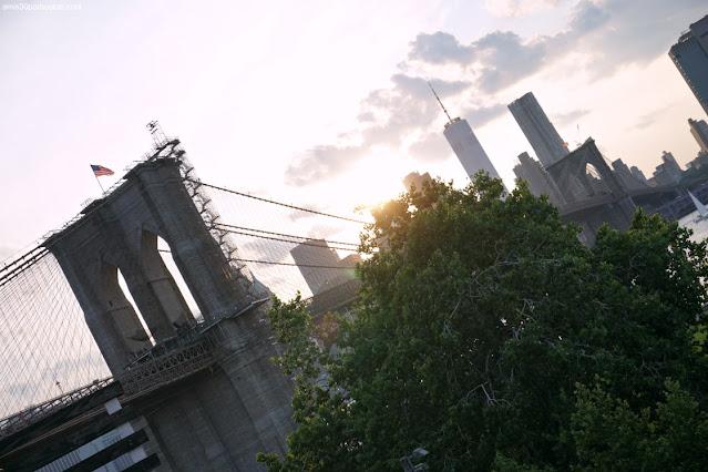 Vistas desde la Terraza del Time Out Market New York