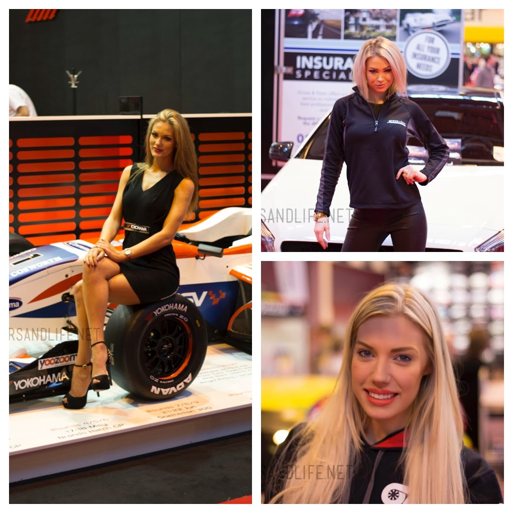 Autosport International 2014 #asi14 Models Part 1