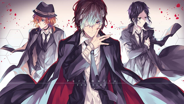 Bungou Stray Dogs Season 2 (Episode 01-12) Batch Subtitle Indonesia