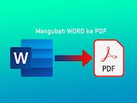 Alasan untuk Mengonversi file Word ke PDF