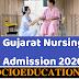 Gujarat Nursing GNM/ANM Admission 2020 @www.medadmgujarat.org