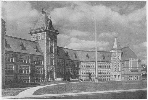 School Bill Murray High