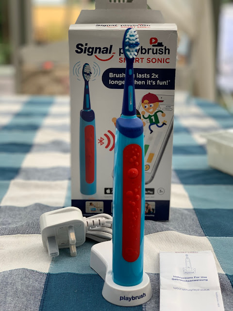 Playbrush Sonic toothbrush