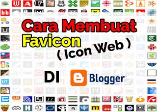 cara mengganti icon web