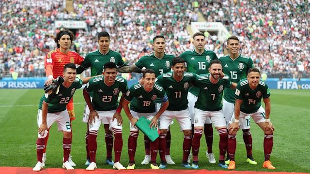 Mexique-Huitièmes