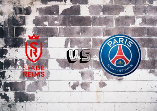 Reims vs Paris Saint-Germain  Resumen y Partido Completo