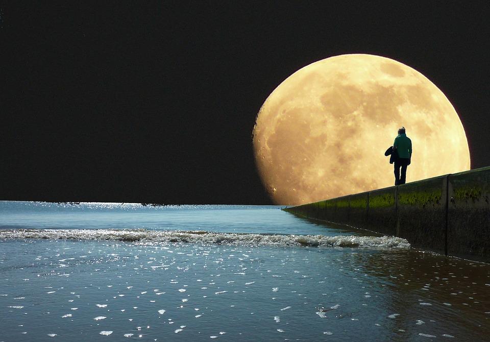 Лунный море секрет сексуальности