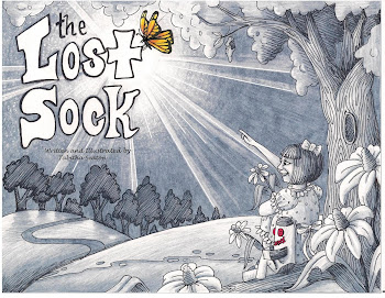Lost Sock, the book