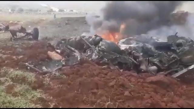 Η Τουρκία κατέρριψε και δεύτερο Συριακό ελικόπτερο