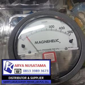 Ready Preasure Magnehelic Tekanan Udara 0-500 Pa di Depok
