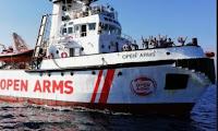 La France s'est engagée à accueillir 40 personnes de l'Open Arms, bateau de l'ONG espagnole Proactiva qui transporte une centaine de migrants secourus en Méditerranée, a annoncé dimanche 18 août le ministère de l'Intérieur.