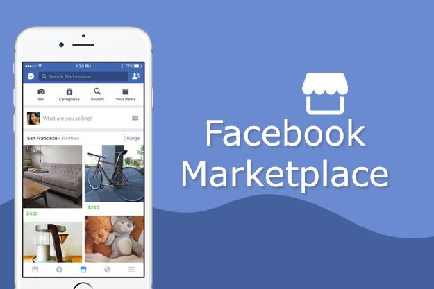 Facebook Marketplace - Πουλήστε και αγοράστε αντικείμενα μέσω του ίδιου του Facebook