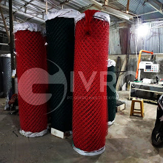 Distributor Kawat Harmonika PVC